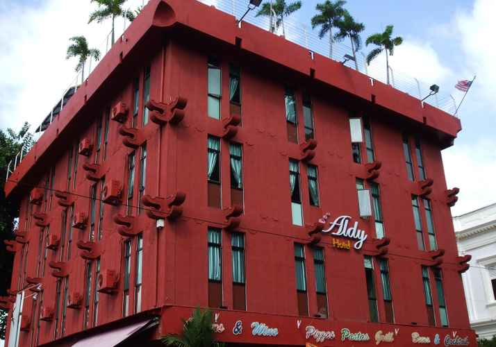 EXTERIOR_BUILDING Aldy Hotel Stadhuys