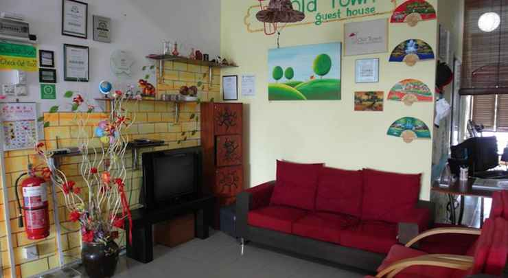 LOBBY Old Town Guesthouse