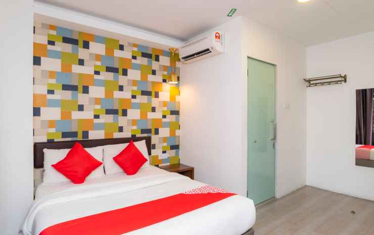 Big Big Hotel Johor - Deluxe Double Room