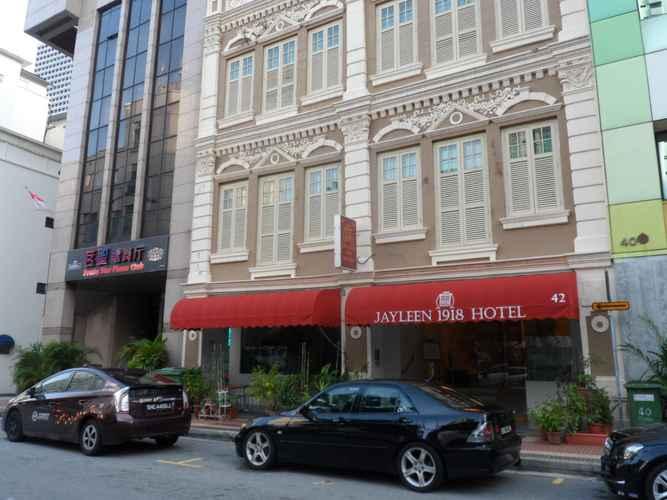 EXTERIOR_BUILDING Jayleen 1918 Hotel