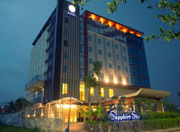 EXTERIOR_BUILDING Sapphire Sky Hotel & Conference