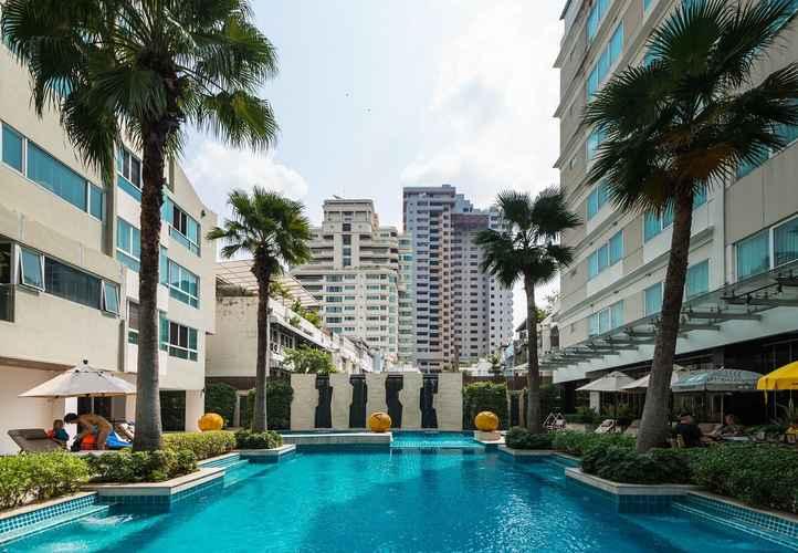 SWIMMING_POOL Legacy Suites Hotel Sukhumvit