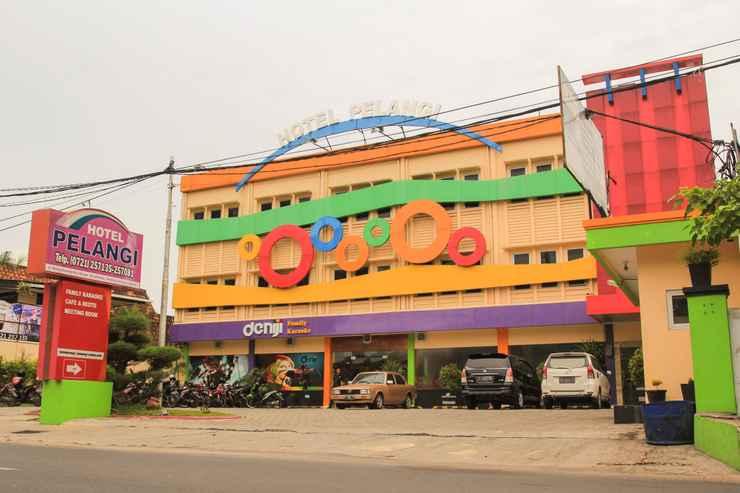 EXTERIOR_BUILDING Hotel Pelangi Lampung