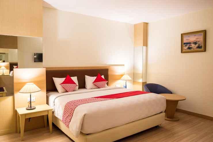 BEDROOM OYO 666 D' Grande Hotel Batam