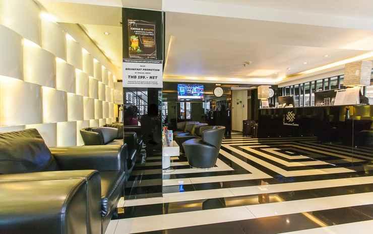 LOBBY Sukhumvit Suites Hotel