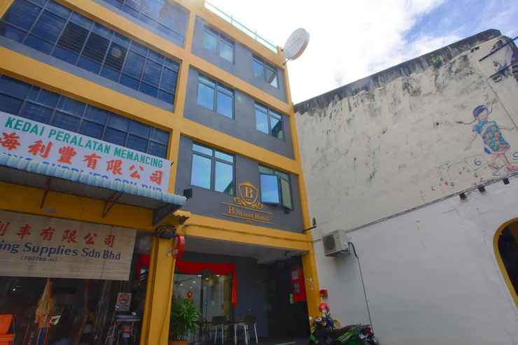 EXTERIOR_BUILDING B Street Hotel