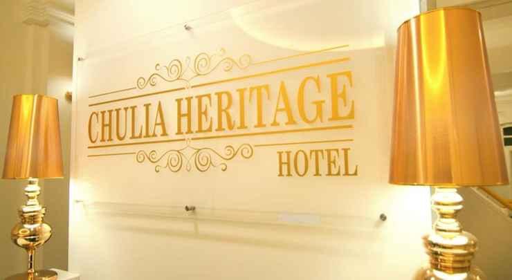 LOBBY Chulia Heritage Hotel