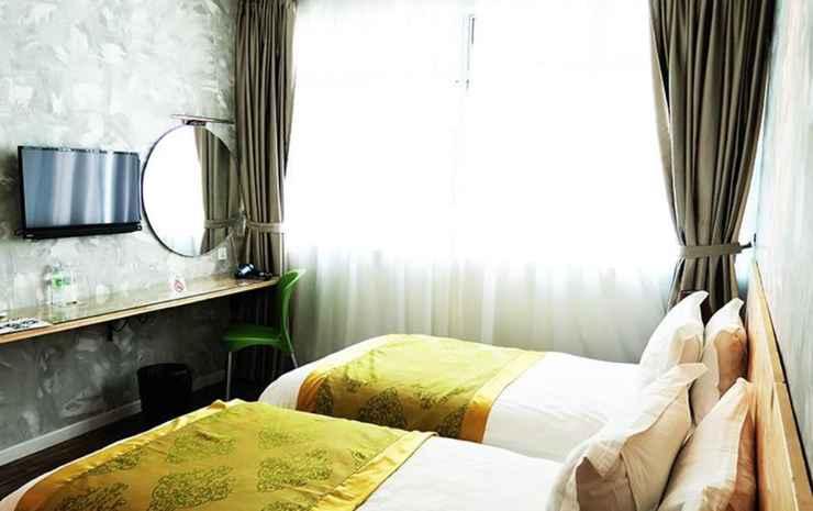 Chulia Mansion Hotel Penang - Superior Twin Room