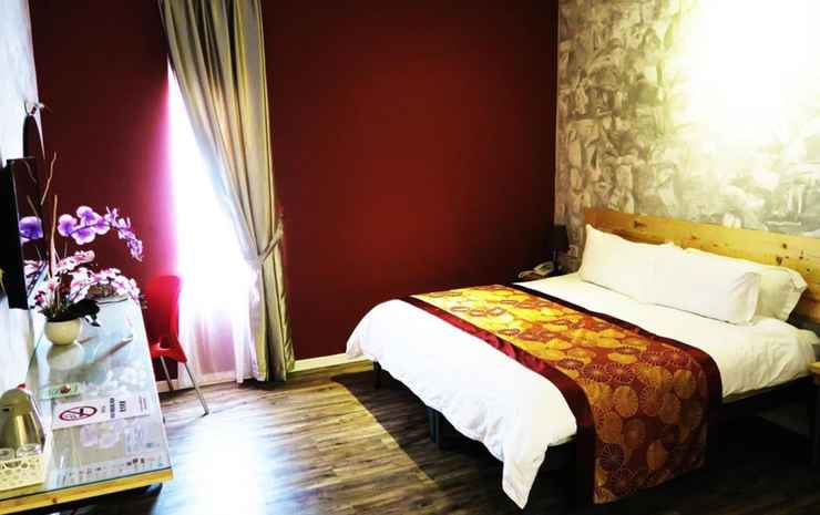 Chulia Mansion Hotel Penang - Deluxe King Room