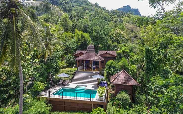 Villa Borobudur Resort Magelang - Villa Menoreh Private Villa