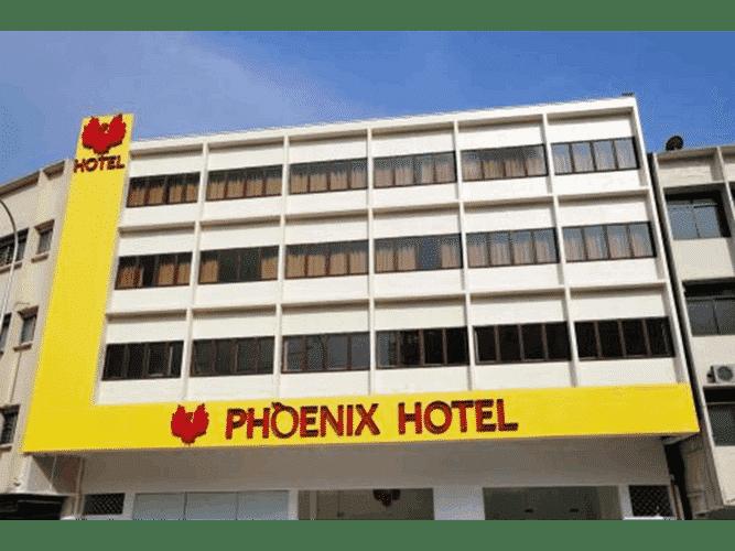 EXTERIOR_BUILDING Phoenix Hotel Kuala Lumpur