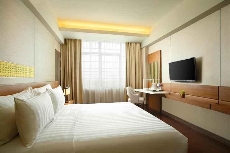 BEDROOM Hotel Santika Premiere ICE - BSD City