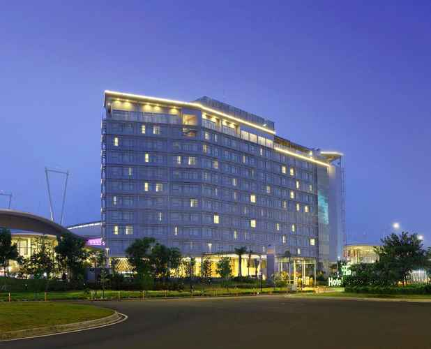 EXTERIOR_BUILDING Hotel Santika Premiere ICE - BSD City