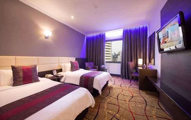 AnCasa Hotel Kuala Lumpur by Ancasa Hotels & Resorts Kuala Lumpur - Superior Double or Twin Room Only