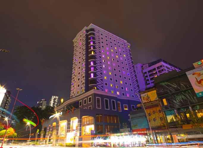 EXTERIOR_BUILDING AnCasa Hotel Kuala Lumpur by Ancasa Hotels & Resorts