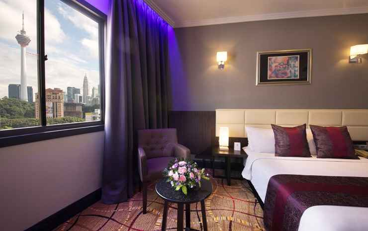 AnCasa Hotel Kuala Lumpur by Ancasa Hotels & Resorts Kuala Lumpur - Deluxe Double or Twin Room Only