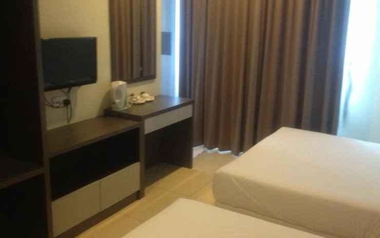 Kesang Laut Hotel Johor - Superior Family Quad