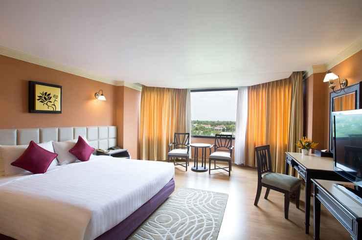 BEDROOM โรงแรม ดิ อิมพีเรียล โฮเทล แอนด์ คอนเวนชั่น เซ็นเตอร์ พิษณุโลก