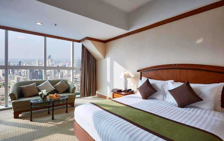 BAIYOKE SKY HOTEL Bangkok - Junior Suite Room, Sky Zone with Breakfast