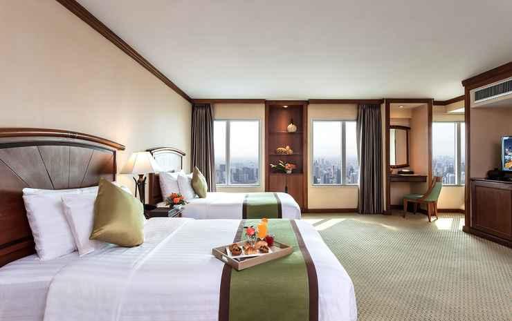 BAIYOKE SKY HOTEL Bangkok - Deluxe, Sky Zone Room Only