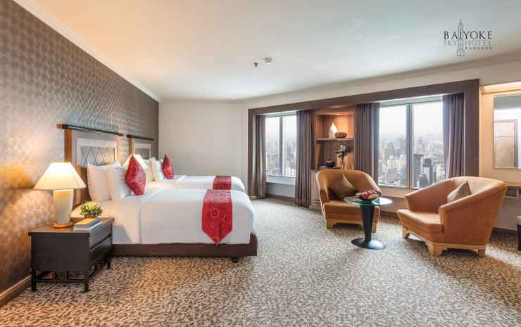 BAIYOKE SKY HOTEL Bangkok - Superior, Standard Zone Room Only