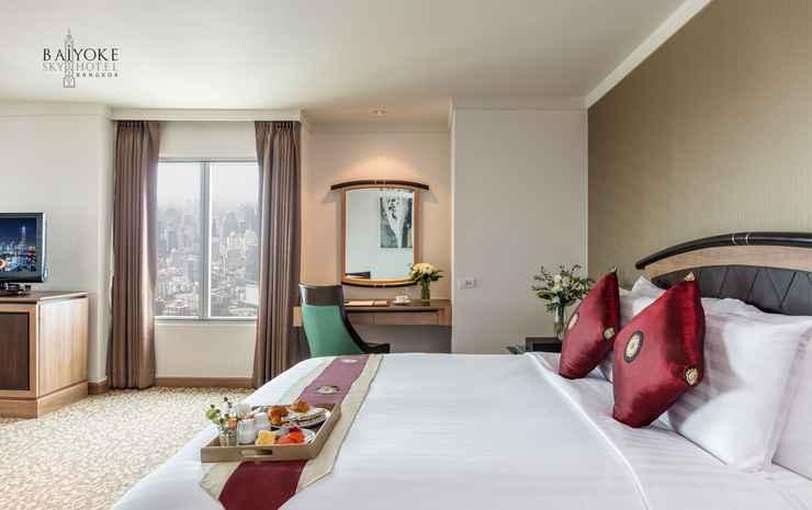 BAIYOKE SKY HOTEL Bangkok - Junior Suite Room, Standard Zone with Breakfast