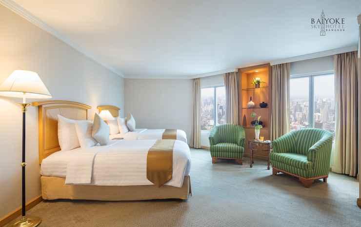 BAIYOKE SKY HOTEL Bangkok - Deluxe, Space Zone Room Only