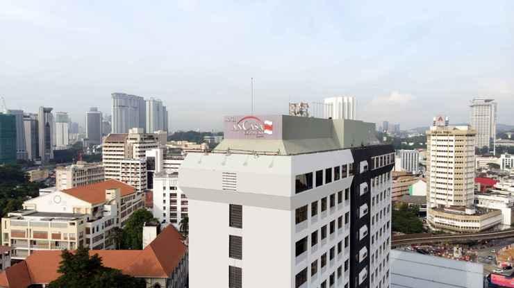 EXTERIOR_BUILDING Ancasa Express @ Pudu by Ancasa Hotels & Resorts