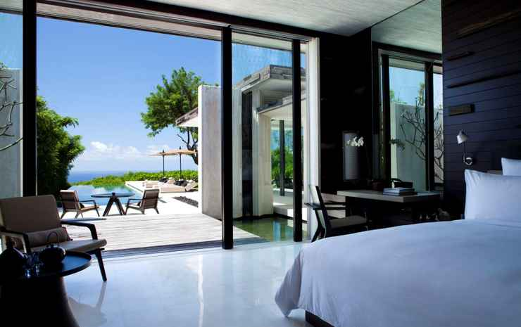 Alila Villas Uluwatu Bali - Three Bedroom Hillside Villa