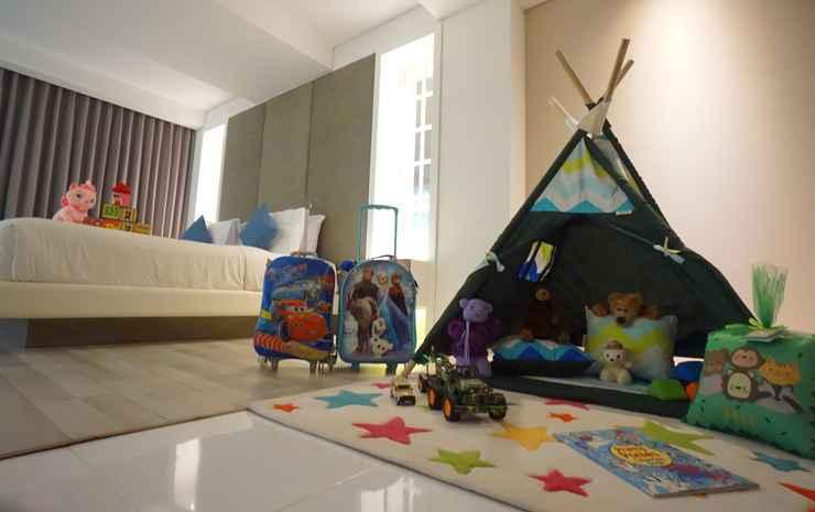 "Khayangan Kemenuh Villas by Premier Hospitality Asia Bali - 2 bedroom pool villa with ""Children Safari"" Set Up"