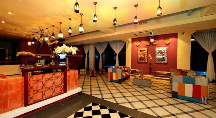 LOBBY Langit Langi Hotel @ Port Dickson