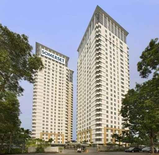 EXTERIOR_BUILDING Somerset Berlian Jakarta