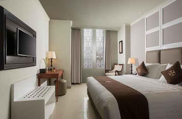 BEDROOM Hotel Indies Heritage Prawirotaman