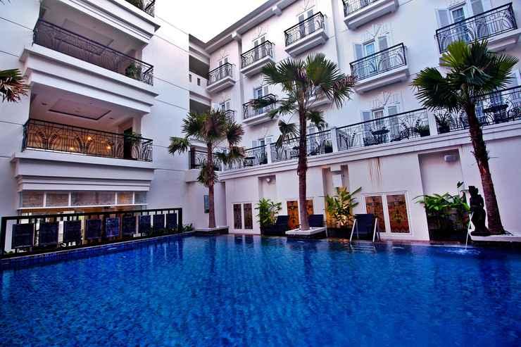 SWIMMING_POOL Hotel Indies Heritage Prawirotaman