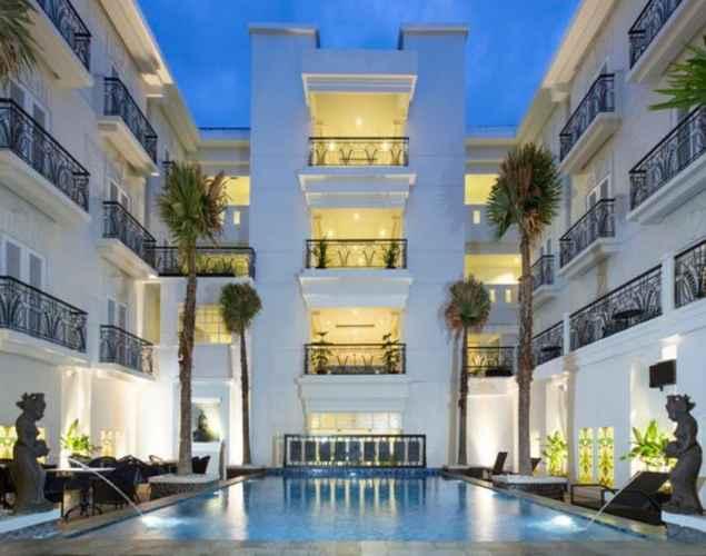 EXTERIOR_BUILDING Hotel Indies Heritage Prawirotaman