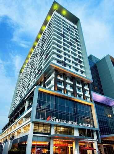 EXTERIOR_BUILDING The Straits Hotel & Suites