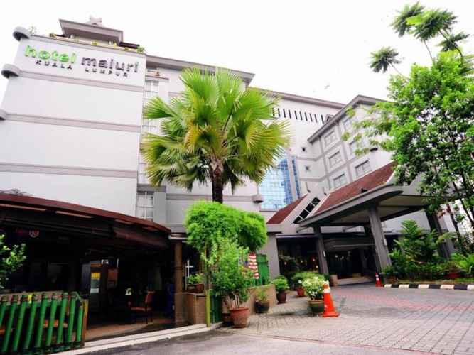 EXTERIOR_BUILDING Hotel Maluri