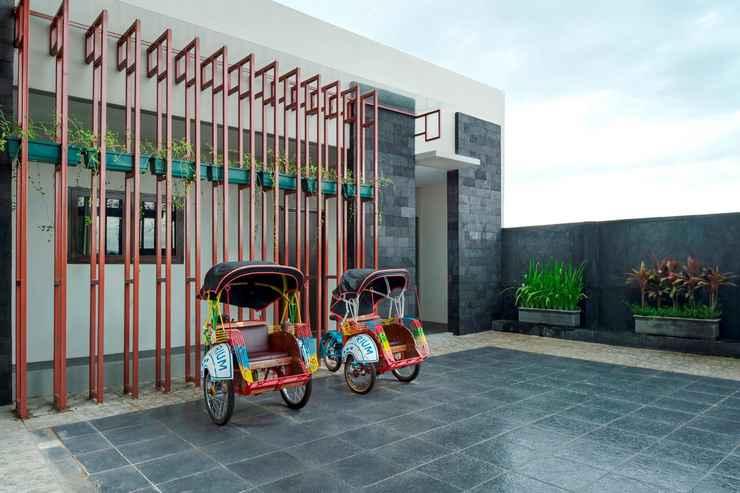 COMMON_SPACE The Atrium Hotel and Resort Yogyakarta