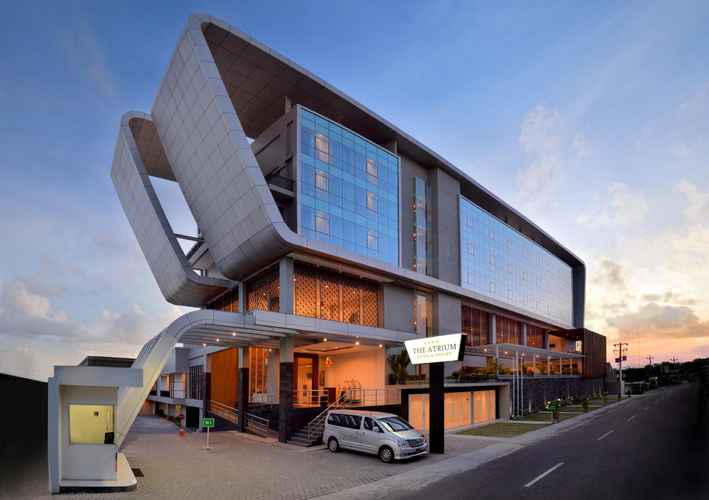 EXTERIOR_BUILDING The Atrium Hotel and Resort Yogyakarta