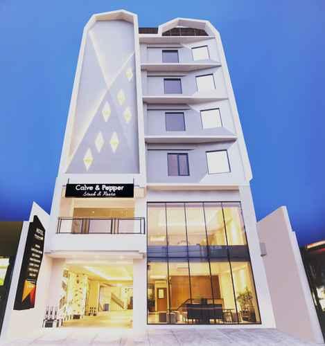 EXTERIOR_BUILDING Yellow Star Gejayan Hotel