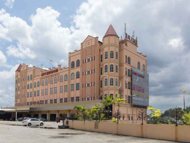 EXTERIOR_BUILDING Fame Hotel, Seremban