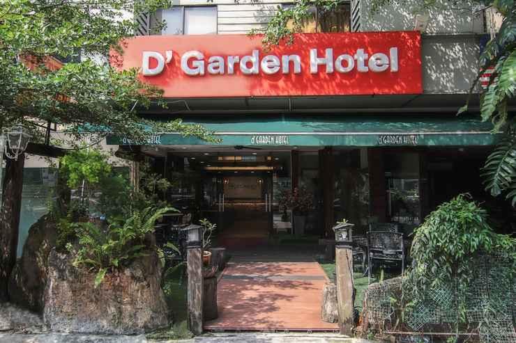 EXTERIOR_BUILDING D'Garden Boutique Hotel Kuala Lumpur