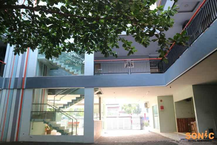 EXTERIOR_BUILDING Hotel Sonic Airport - Semarang