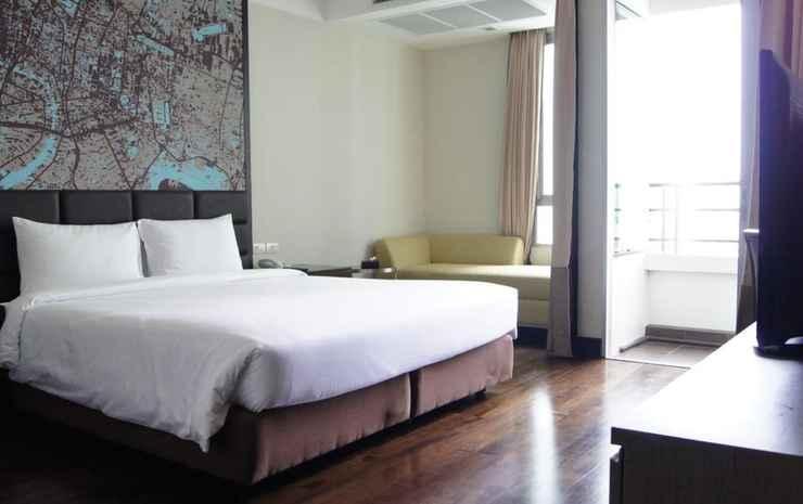 Jasmine Grande Residence  Bangkok - Deluxe Studio with Breakfast