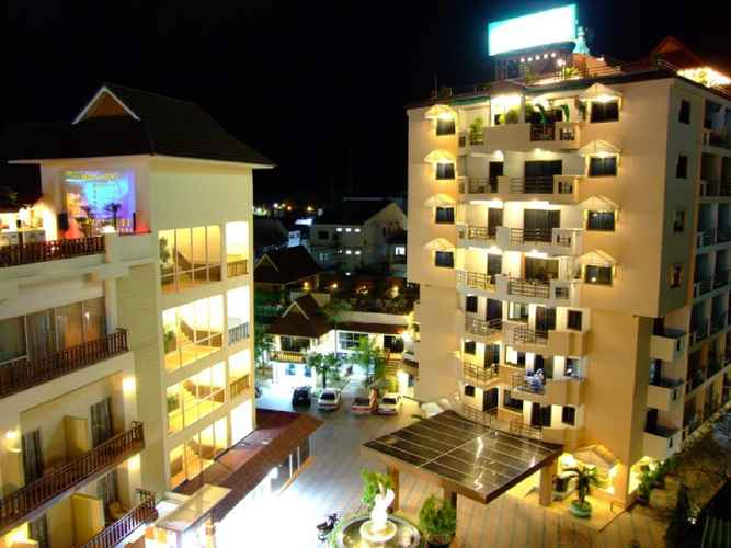 EXTERIOR_BUILDING Tanawit Hotel and Spa Huahin