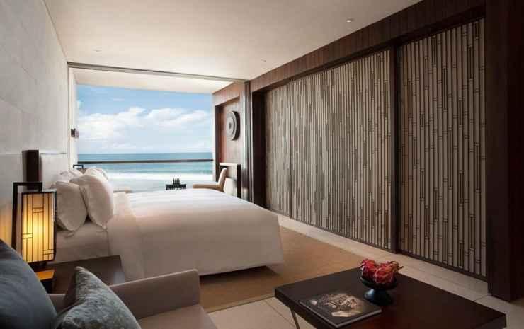 Alila Seminyak Bali - Suite, pemandangan samudra