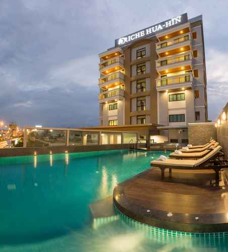EXTERIOR_BUILDING Riche Hua Hin Hotel