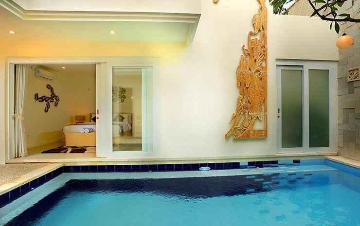 D'Wina Villa Canggu Bali - Two Bedroom Private Pool Villa Include Breakfast