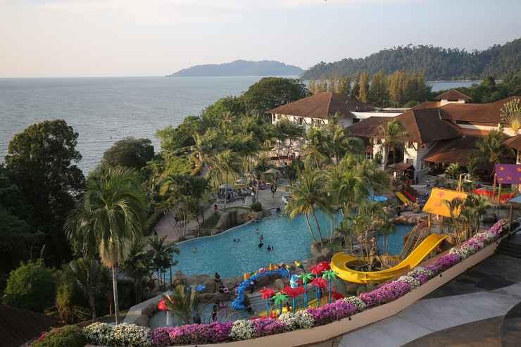 EXTERIOR_BUILDING Swiss-Garden Beach Resort Damai Laut