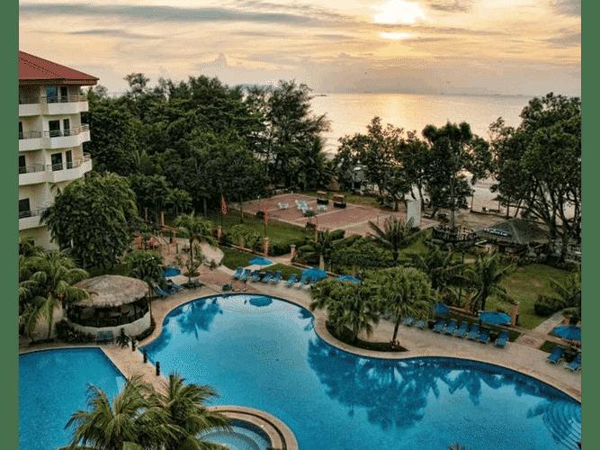 SWIMMING_POOL Swiss-Garden Beach Resort Kuantan